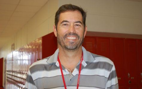 Can you beat Mr. Myers' beard by the end of November?