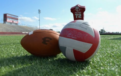 Battlin' Billie football and volleyball teams will take on the Boerne Greyhounds Friday night.