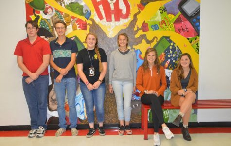 October Students of the Month Recognized