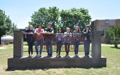 April Students of the Month Recognized
