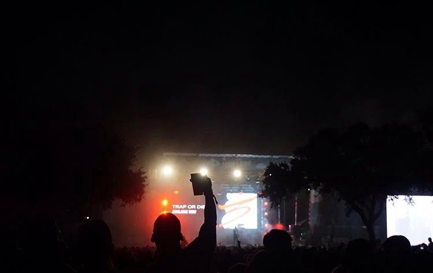Jeezy performs at 2016 Mala Luna festival.