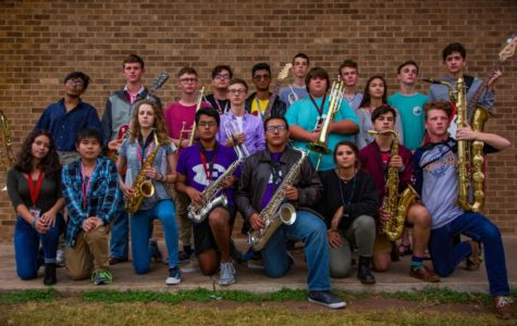 The All Region Jazz Band was successful in their recent competition.  Results are posted within the story.