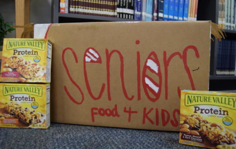 Students can donate until October 5 to Food 4 Kids.