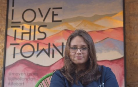 Valentina Chavarria thrives in her new American home.