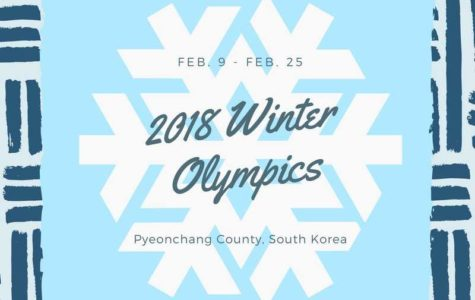 The upcoming Winter Olympics will be held in Pyeonchang County, South Korea beginning on Feb. 8.