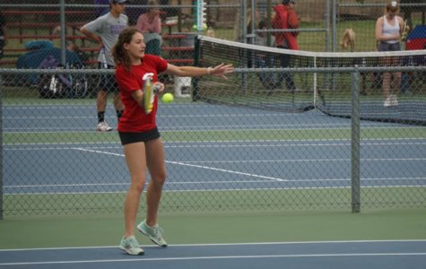 Billie Tennis Aces District, Heading into Regionals