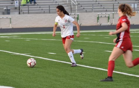 Girls' Soccer Ends Playoff Run