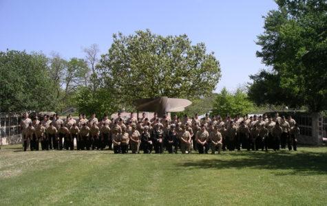 NJROTC Bids Farewell to Seniors, Welcomes New Staff