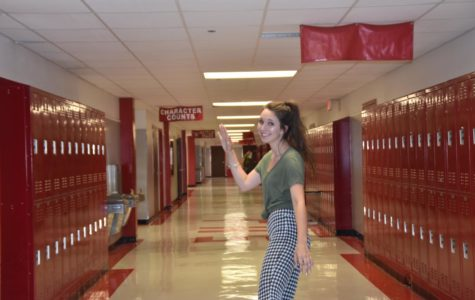 Abbey Eckhardt waves goodbye to her hometown and is ready for new experiences.