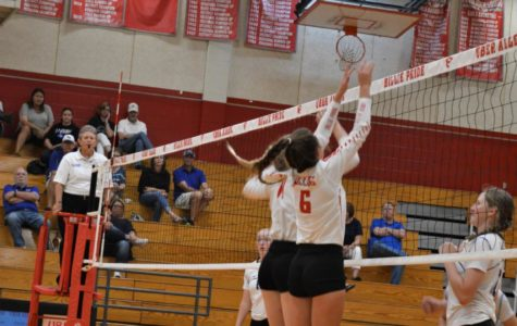 JV and Freshman Volleyball Fall Short After Hard Fought Games