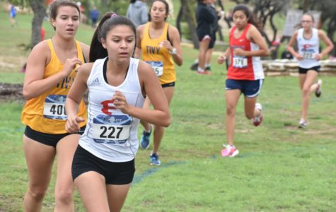 Cross Country Improves on Their Home Course