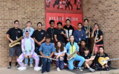 All-Region Jazz Band Doesn't Miss a Note in Auditions