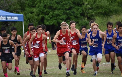 Cross Country Crosses the Finish Line for Their Season