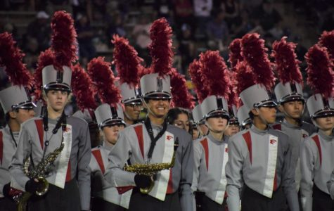 The Pride of the Hill Country Band: From Marching Season to Concert Season
