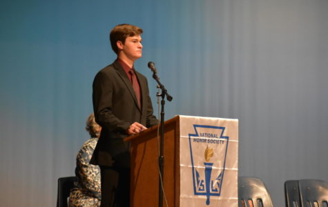 111 Students Inducted into NHS
