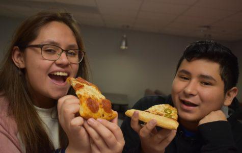 Head-to-Head Pizza
