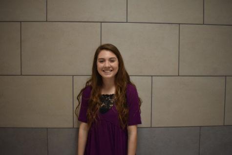 Senior: Oneida Rodriguez