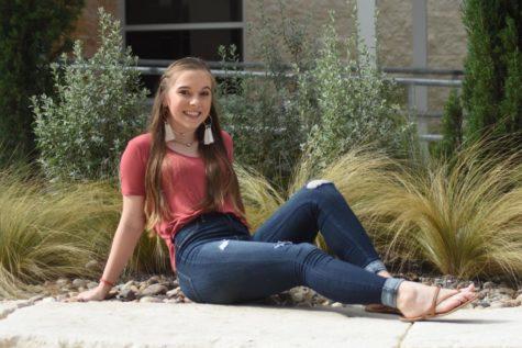 Sophomore: Samantha Garzonie