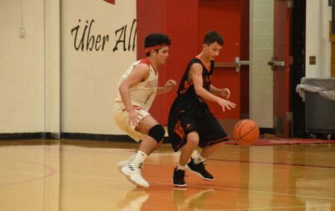 Boys JV Blows Past Llano During Home District Game