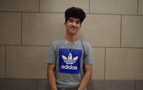Freshman: Ethan Sanchez