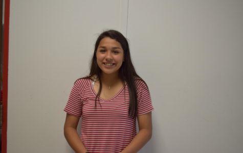 Sophomore: Aide Cisneros