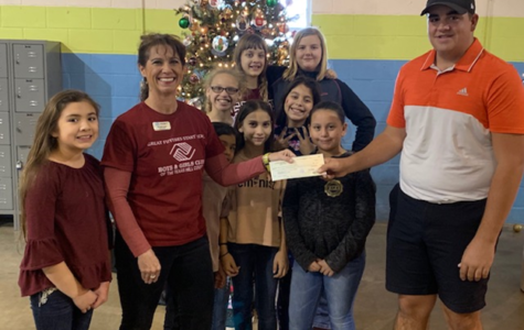 Schneider Goes Big, Raises $1500 for Boys and Girls Club