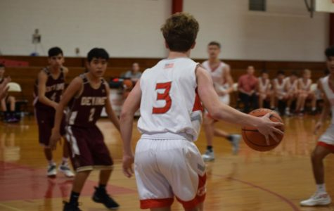 Freshmen Start Off Strong in District Play