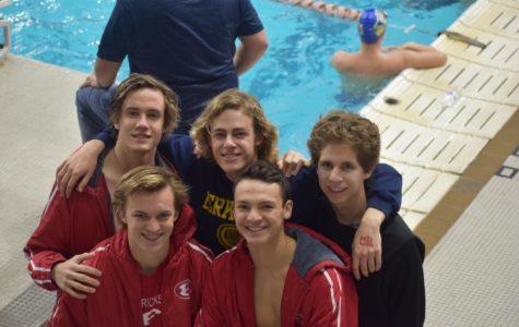 Swim State Qualifiers
