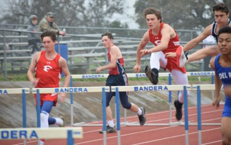 Boys Track Dominates at Canyon Lake Meet