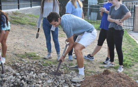Interact Makes a Difference with Campus Projects