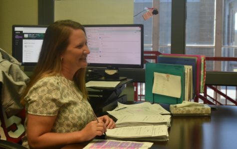 A Day in the Life of Mrs. Pyka, FHS Counselor