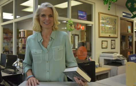 A Day in the Life of Mrs. Remschel, FHS Librarian
