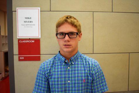 Freshman: James Jenschke