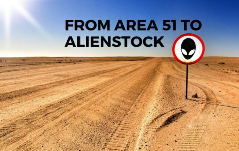 From Area 51 Raid to Alienstock