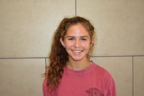 Freshman: Rachel King