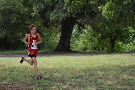 Cross Country pulls through at Liberty Hill