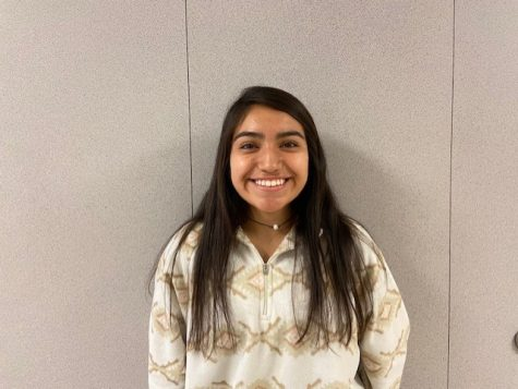 Senior: Addison Burlison