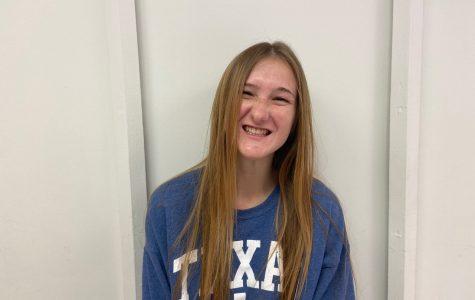 Senior: Amanda Jacoby