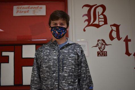 Freshman: Rowdy Vick