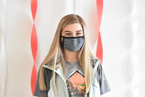 Sophomore: Madison Kirkham