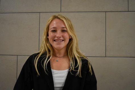Sophomore: Gracie Alford