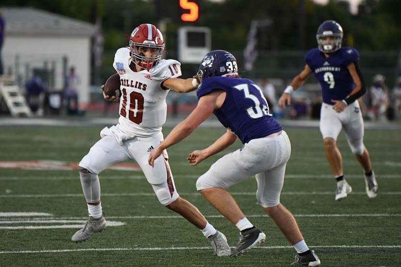 The Billies Stomp The Greyhounds
