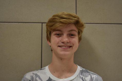 Sophomore: Jonah Greene