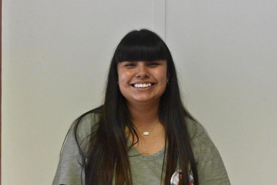 Senior: Adriana Hernandez