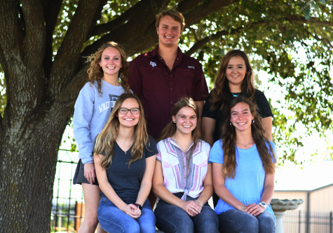 Student Leaders Strive for a Change