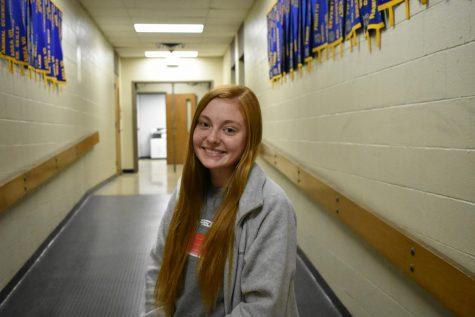 Senior: Riley Ellebracht