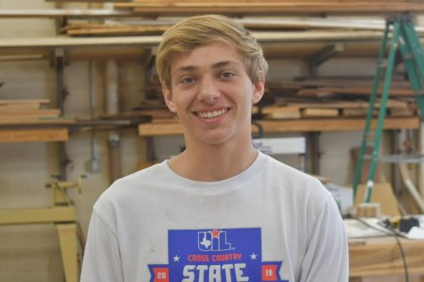 Congratulations to Blake Penick who placed 1st at the District SkillsUSA competition for Carpentry. He will be moving on to the state competition on April 13.
